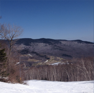 Spring on Mt Mansfield