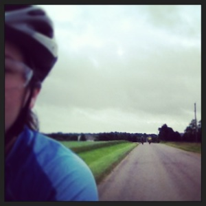 Father's Day ride in central Illinois